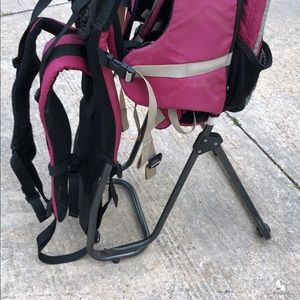 8105abf5620 REI Bags - REI Piggyback Kid Carrier Backpack